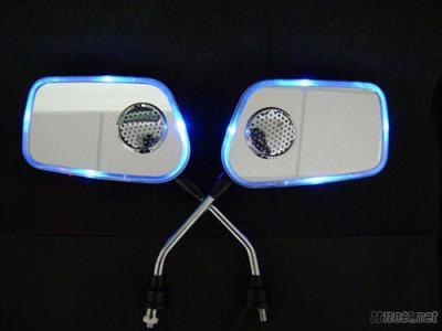 Motorcycle Rearview Mirrors