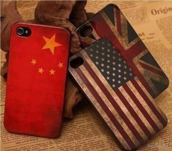 IML/IMD Case For IPhone 4/4S, IPhone5, Fashional Case