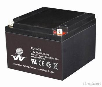 AGM Battery 12V28Ah