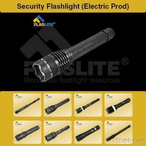 LED Security Flashlight With Electric Prod -Flaslite