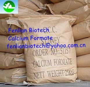 Feed Grade And Industry Grade Calcium Formate