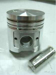 Piston Set With Pin & Clips