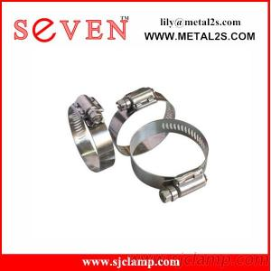 Super High Torque Embossed Worm Gear Clamp