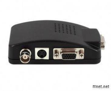 Wireless TV to PC Converter