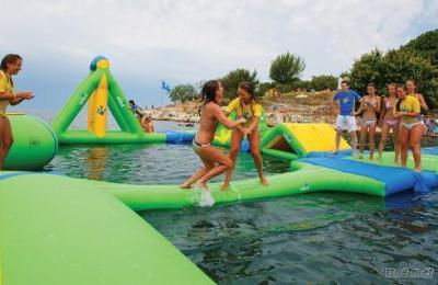 2013 Wibit NEW Inflatable Water Park