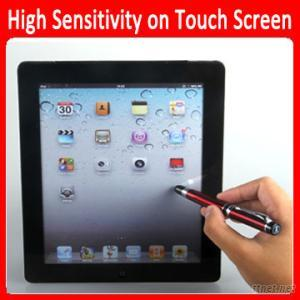 2012 Hot Sale And New Design Capacitive Touch Pen For Iphone, Ipad