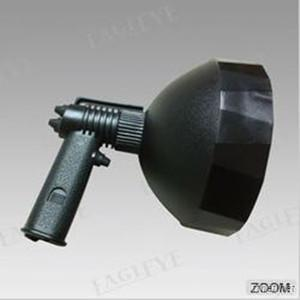 175Mm Dimmable, 100W HAL Handheld Spotlight, Searchlight, Outdoor Light Hunting Product