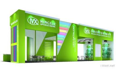 Exhibition Special Booth Design and Construction