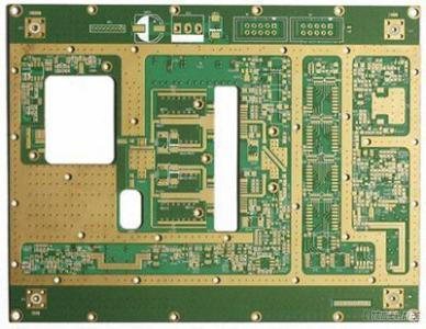 Bare Rigid PCB Board