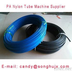 Automotive PA Double Wall Oil Pipe Extrusion LineMachine