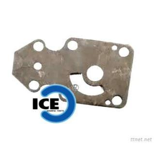Outboard YAMAHA Outer Plate 63V-44323-00