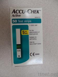 Accu-Chek Active 50'S Test Strips