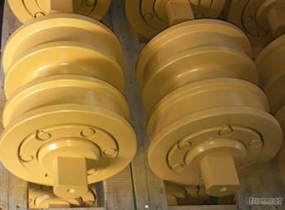 D6H Track Roller For Caterpillar Bulldozer