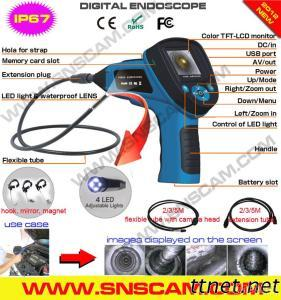 Digital Video Endoscope / Digital Video Borescope