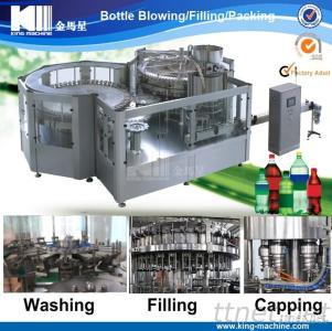 Carbonated Drinks Filling Line