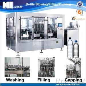 Complete Water Filling Line