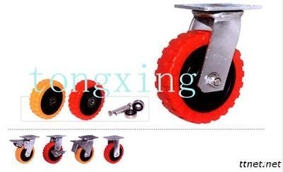 Industrial Casters A Hummer Series
