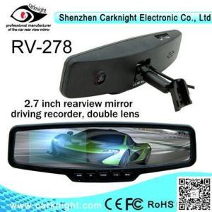 Rearview With DVR Monitor
