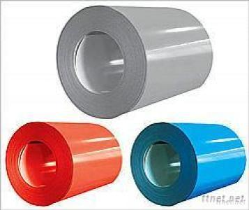 Prepainted Coil / PPGI Color Coated Coil