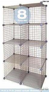 8 Grids Mesh Wire Rack