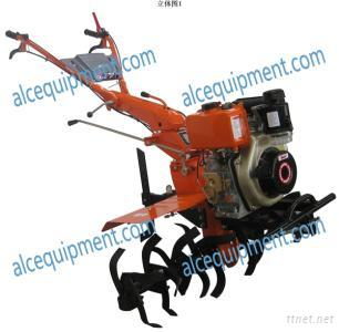 Agriculture Machine, 6.5HP Power Tiller& Cultivator, Small Walking Tractor