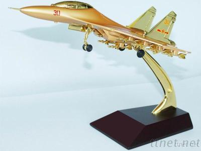 1: 70 Diecast SU30 Fighters Model