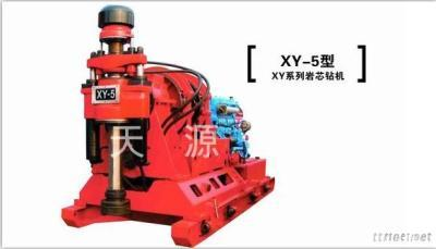 XY-5 Core Drilling Rig--Spindle Type