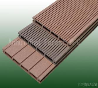 WPC Outdoor Composite Material Decking