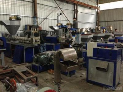 SJ-D 100 120 Water Cooling Plastic Recycling Machine