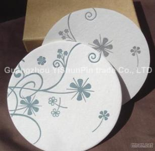 Paper Cup Coaster