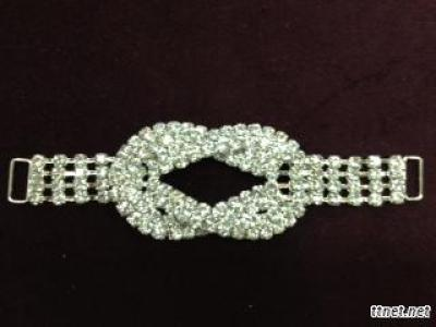Rhinestone Buckle For Garment And Clothing