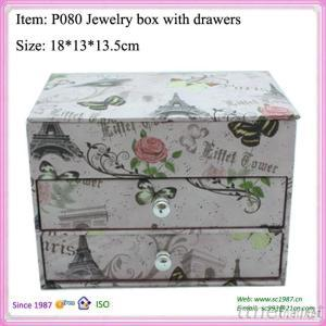 2015 New Products Jewelry Box