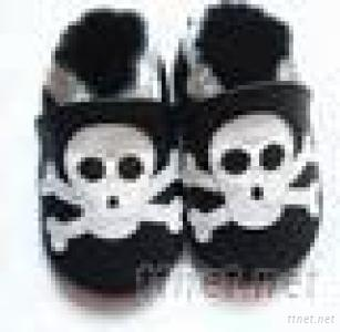 Baby Soft-Soled Shoes With Skeleton