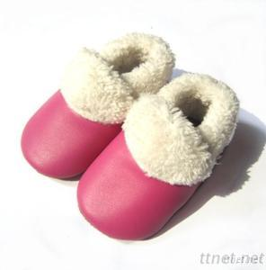 Soft Sole Baby Toddler Shoes, Infant Warm Shoes