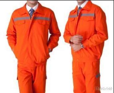 Worker Heated Uniform