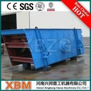 Circular Vibrating Screen Used For Mining & Construction
