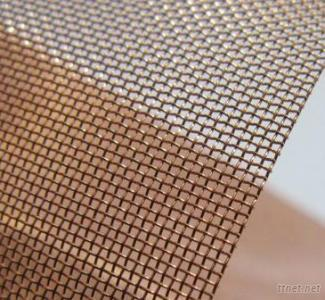 Copper Wire Mesh, Copper Wire Cloth, Copper Wire Netting, Copper Filter Mesh Screen
