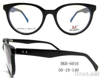 2015 New Retro Brand Designer Hot Sale Reading Glasses Round Eye Optical Frame Silicone Lens Spectacle Eye Glasses Frame 6016