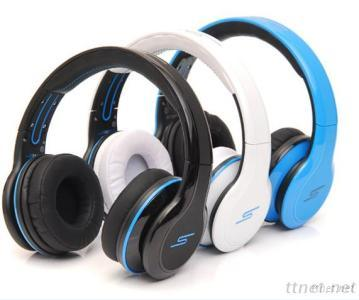 Wired SMS Audio Street By 50 Cent Over-Ear Headphones