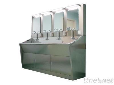 All Stainless Steel Washing Sink