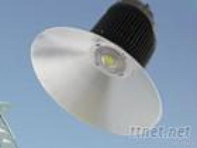 120W LED High Bay Light 400Lux at 4M