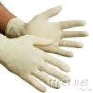 Medical Disposable Examination Latex Glove With CE