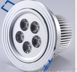 5*2W Dimmable And No-Dimmable Led Down Light