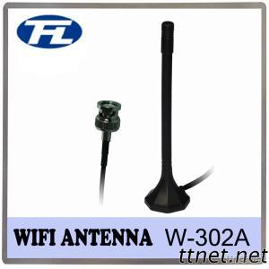 D31*120Mm WIFI Antenna RG-174 Cable Fakra(F) Connector High Gain 2400-2500MHz