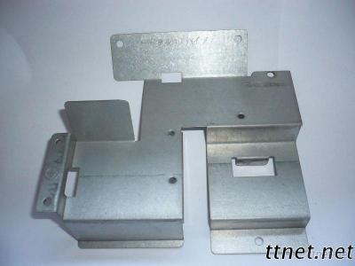 Wall Bracket. Metal Punched Parts
