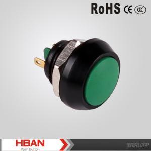 12mm Domed Push Button Switch