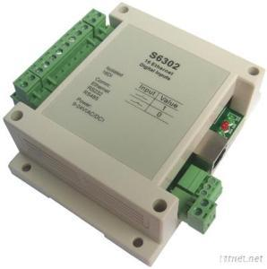 Ethernet 16 Channels Isolated Digital Input Module