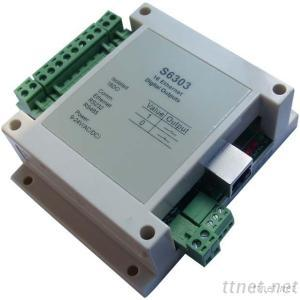 Ethernet 16 Channels Isolated Open-Collector Digital Outpu Tmodule