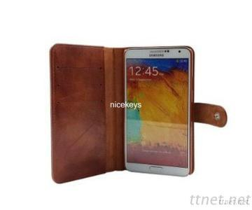 Colorful PU Leather Case for Samsung Note 3