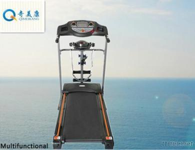 Multifunctional Motorized Treadmill